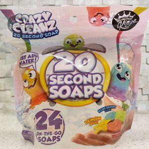 Compoud Kings Crazy Cleanz 20 second soap